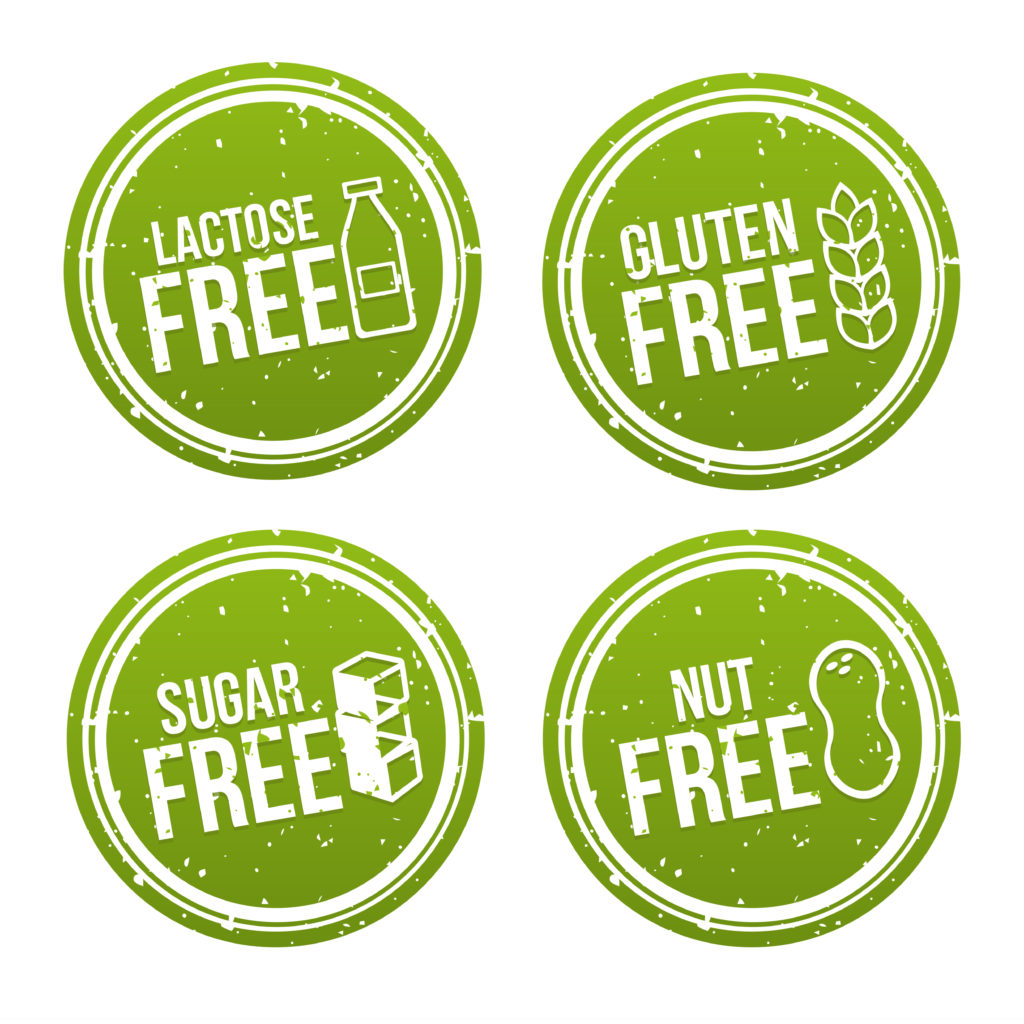 Alimentos sin alérgenos