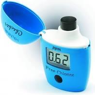 Medidor de cloro residual libre, método fotométrico
