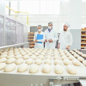Auditoría en una fabrica de pan