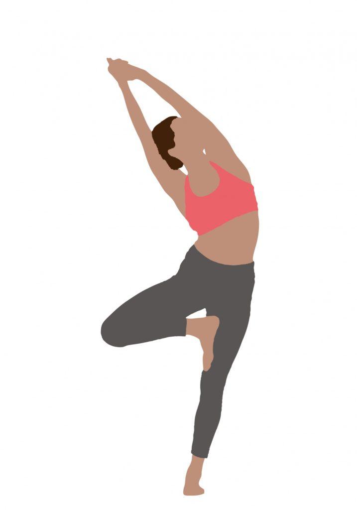 Haz yoga y respira